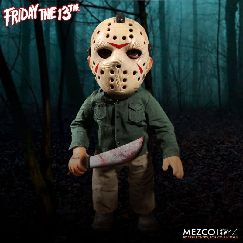 Friday the 13th Mega Jason with Sound Feature #jasonvoorhees