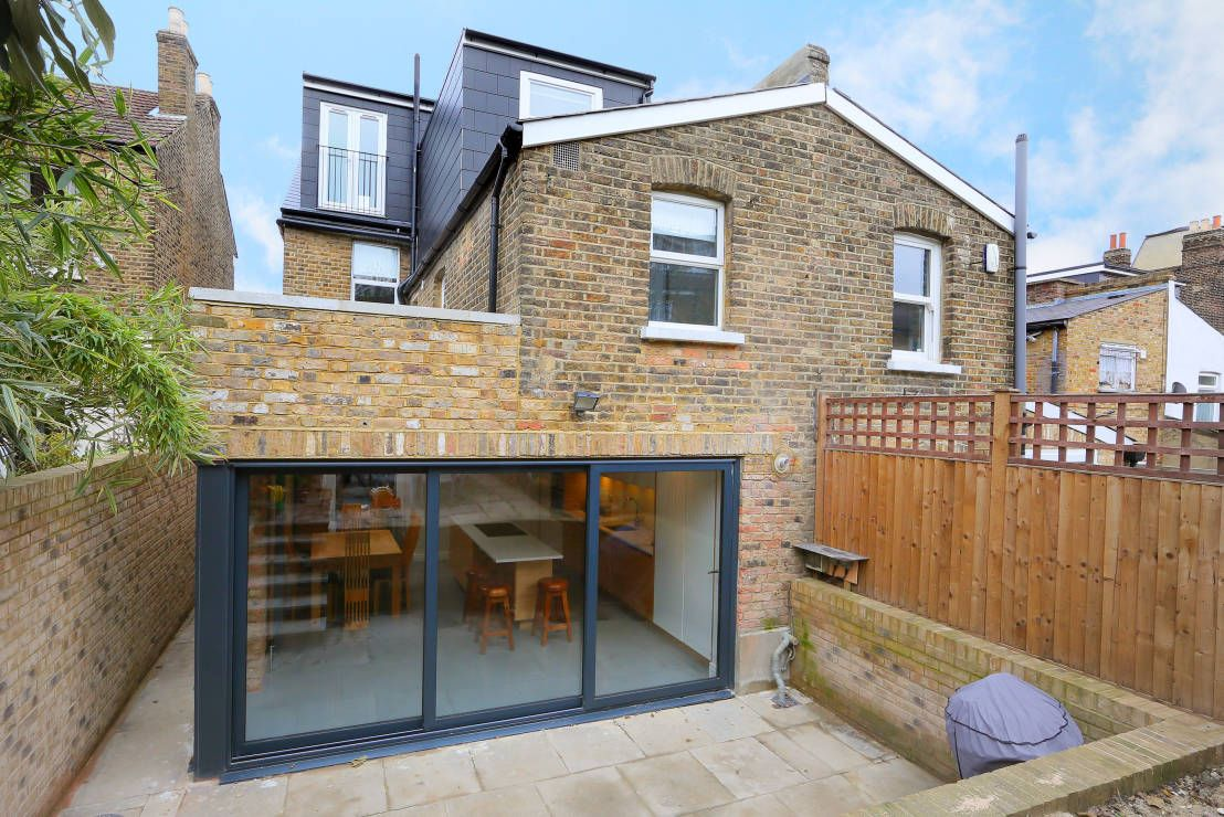 A Dynamite Dulwich Home Extension Victorian terrace