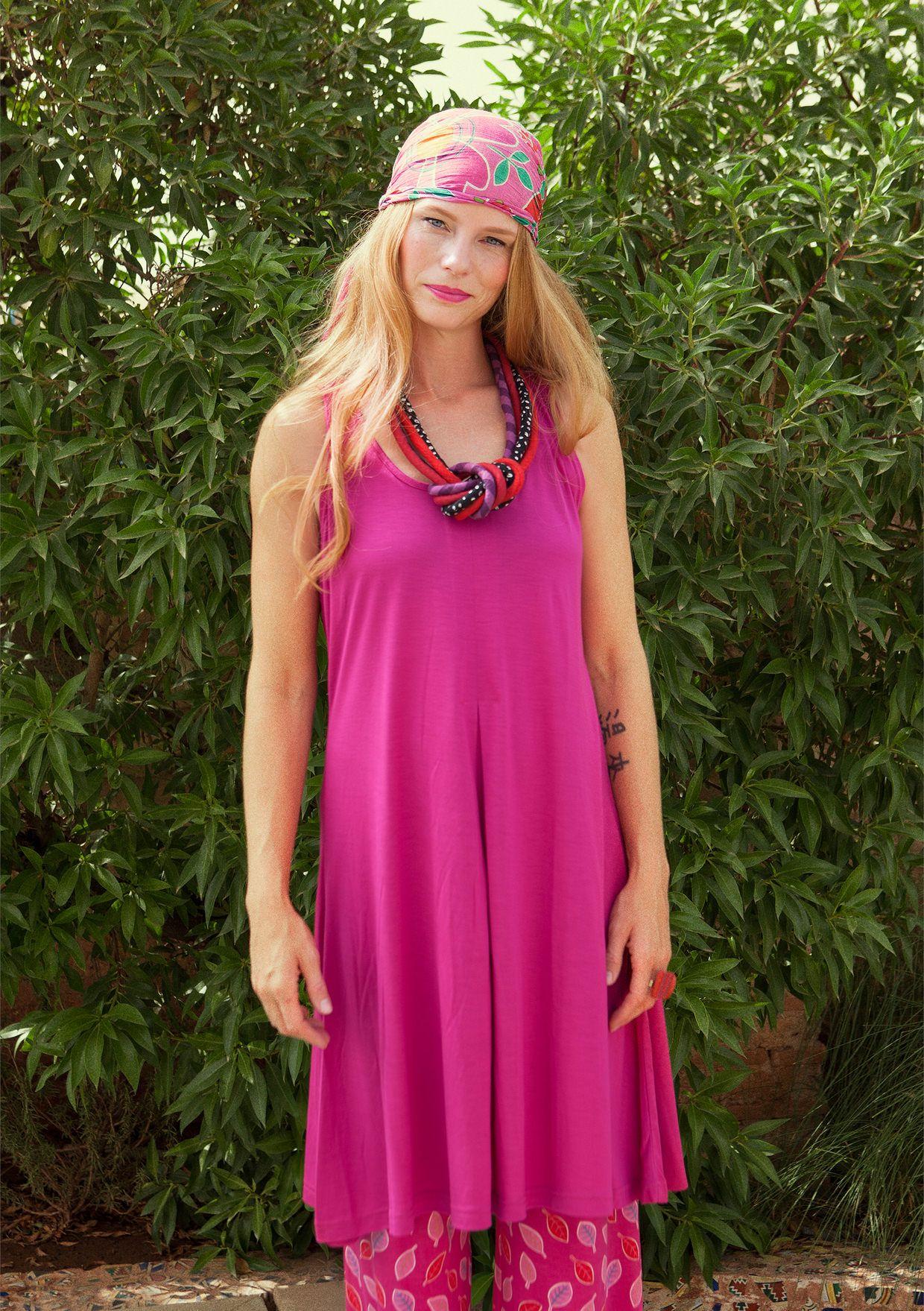 Ærmeløs kjole i modal–Nederdele & kjoler–GUDRUN SJÖDÉN – Kläder Online & Postorder