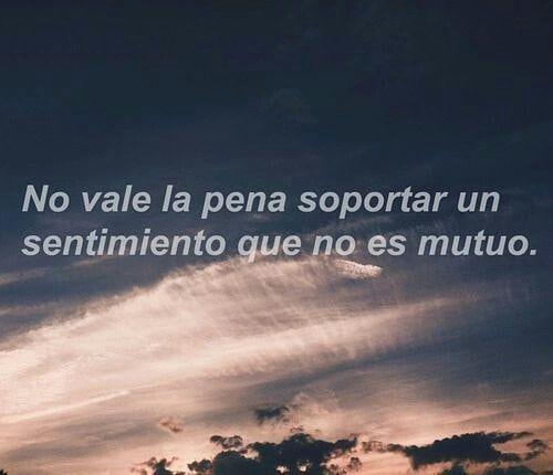 ....triste