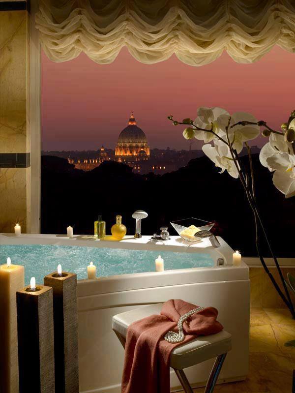 Grand Hotel Parco Dei Principi , Rome