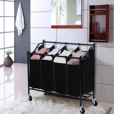 Top 10 Best Laundry Hampers For Home 2020 Reviews Laundry Sorter