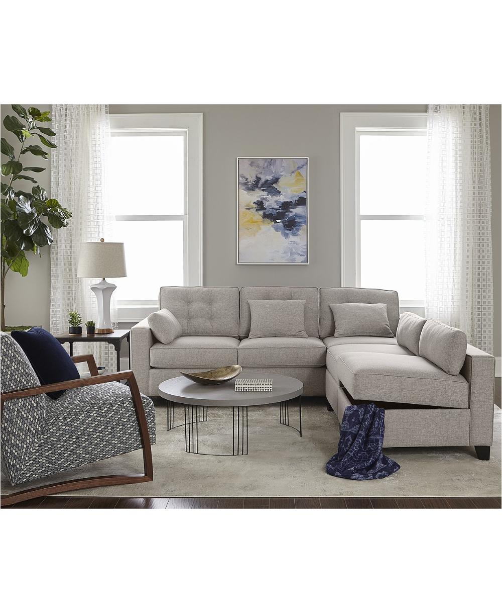 Furniture Clarke Ii 75 Fabric Full Sleeper Sofa Bed Created For