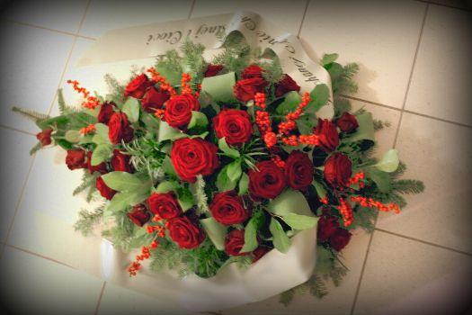 Floret z róż