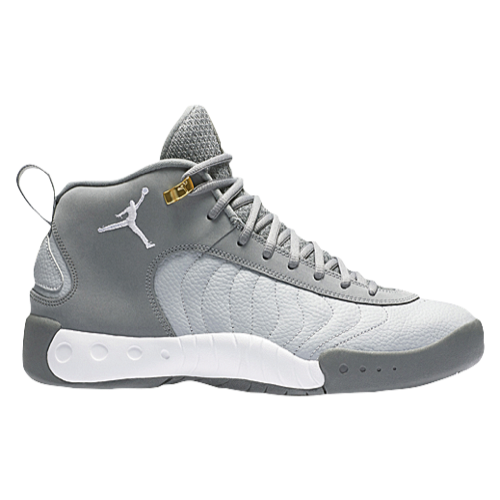 Christmas Monday Sale Jordan Jumpman Pro Mens Basketball Shoes Cool GreyWhiteWolf GreyMetallic Gold
