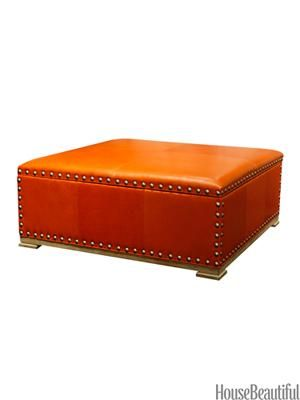 Astonishing Buttery Soft Leather In The Most Delicious Shade Of Orange Spiritservingveterans Wood Chair Design Ideas Spiritservingveteransorg