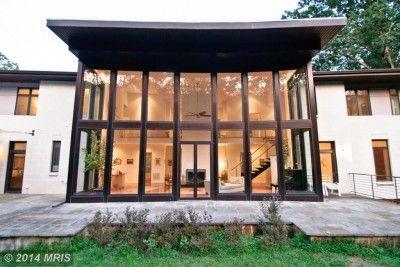 Mid Century Modern Homes For Sale In Northern Virginia Haymarket Homeowner Modern Homes For Sale Mid Century Modern House Modern House