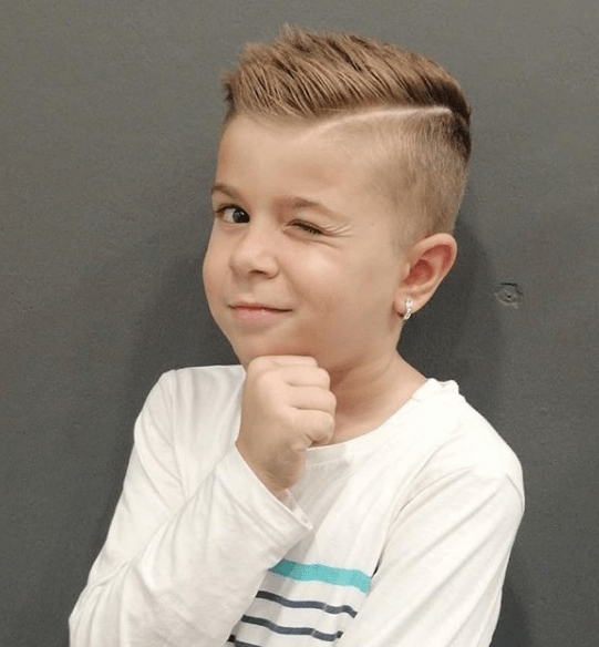 Kids Hairstyles For Boys 2019 Boy Hairstyles Kids Hairstyles Boys Haircuts