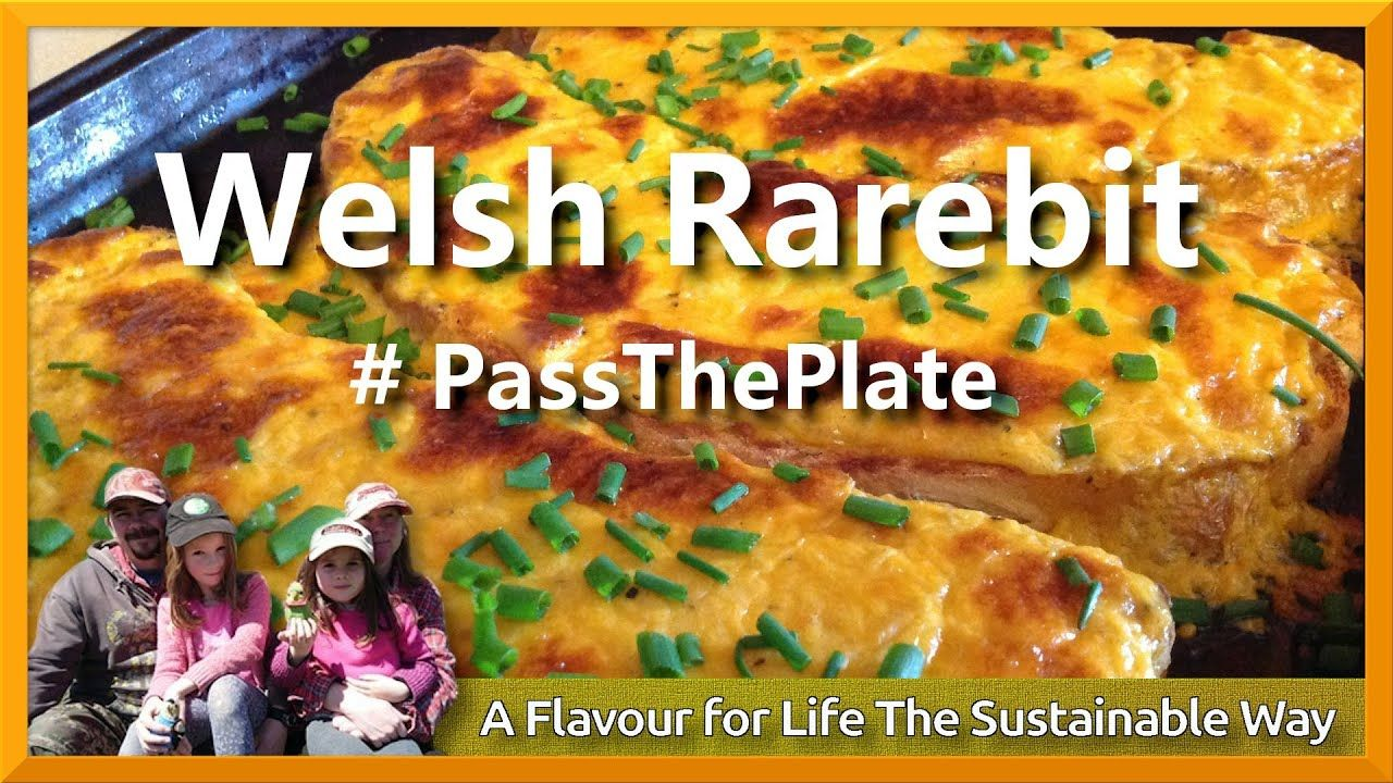 HOW to MAKE WELSH RAREBIT (aka WELSH RABBIT) #PassThePlate#PassThePlateRelay