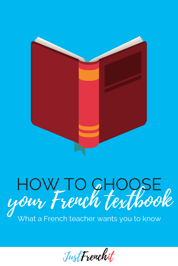 The Best French Textbook How To Choose Learn French