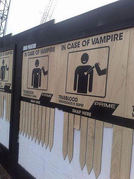 vampires beware....stakes-to-go