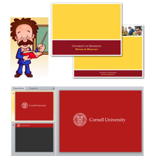 university templates for powerpoint | ppt presentation free, Presentation templates