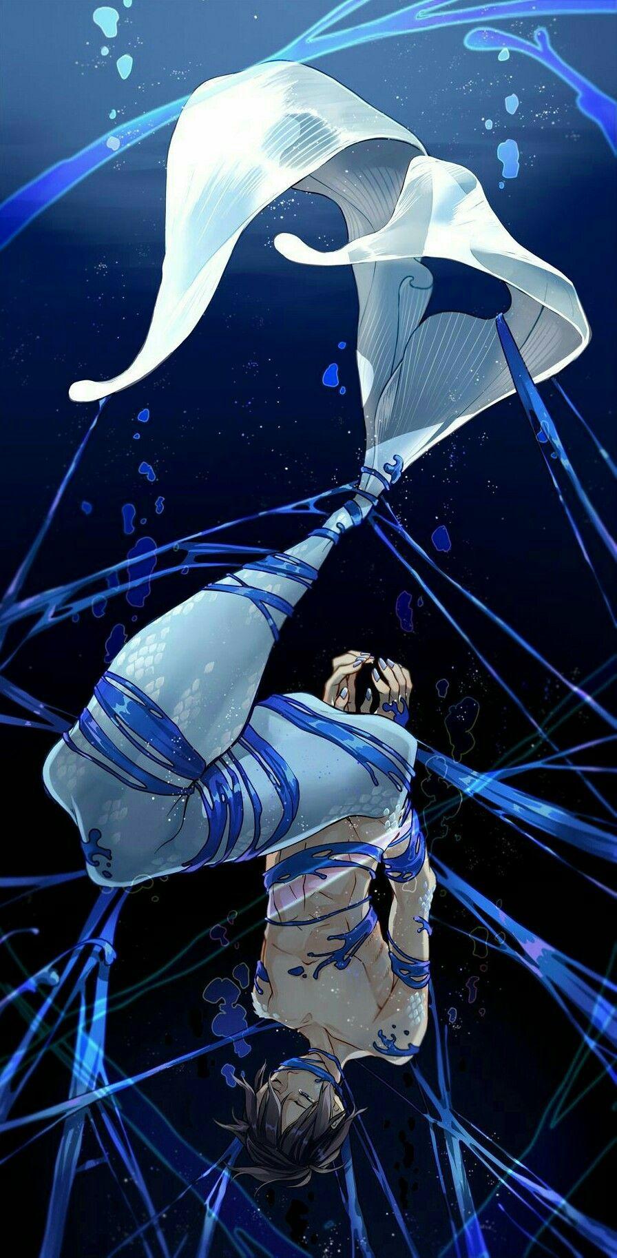 Pin by Noone on Mermaid Anime mermaid, Anime, Iwatobi