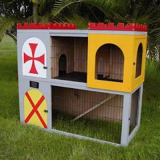El blog de los conejos enanos fotos de adorables casas para conejos casas para conejos - Casas para conejos enanos ...