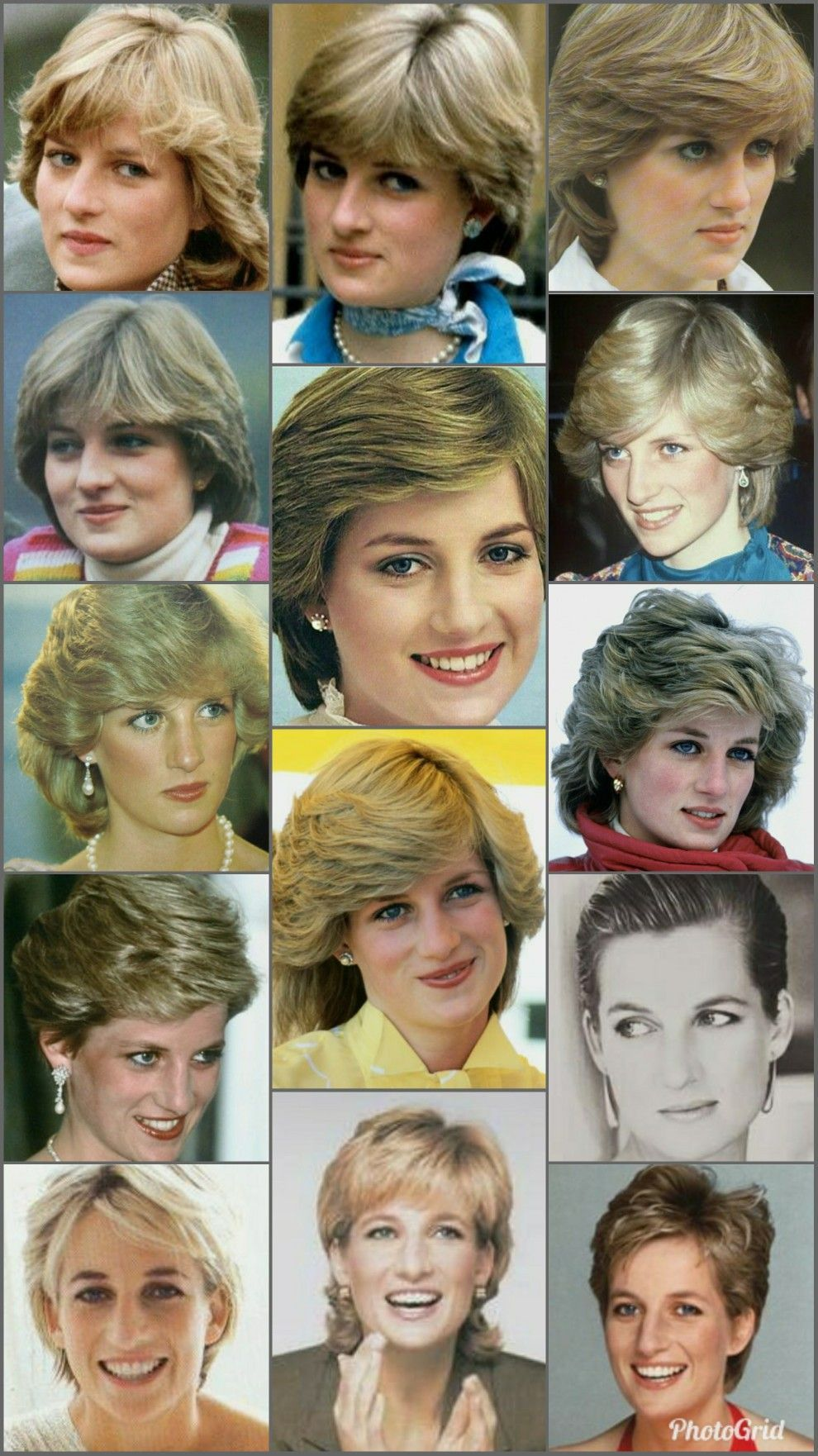 Beautiful Princess Diana S Haircut Princessdiana Beautiful Princess Diana S Haircut In 2020 Princess Diana Hair Diana Haircut Princess Diana Family