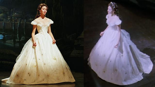 Phantom of the opera wedding dress google search for Phantom of the opera wedding dress