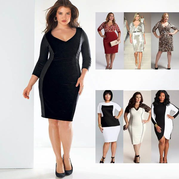 Photo of Fashionable evening dresses for obese women 2017 …