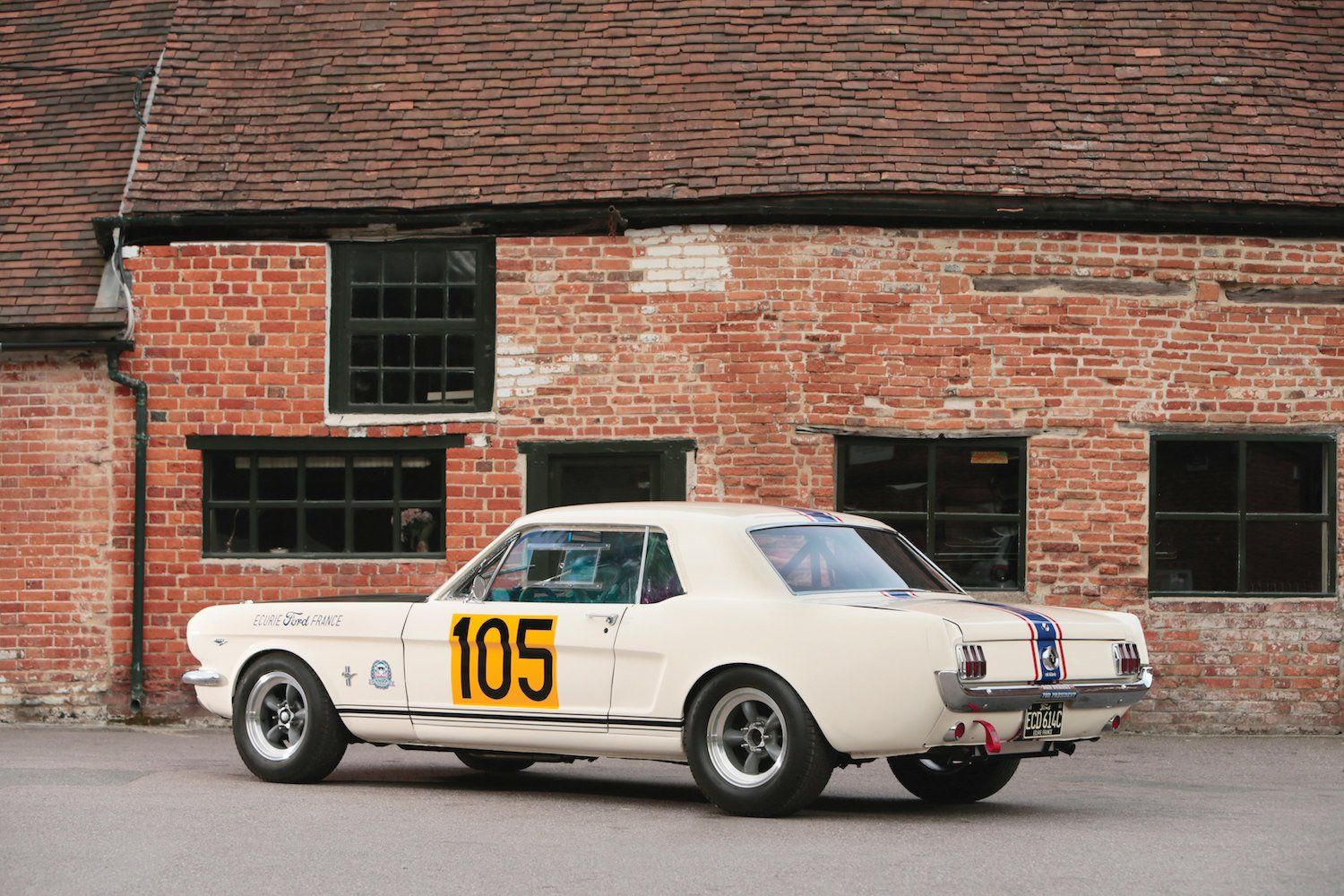 1965 ford mustang 289 racing car ford mustang ford
