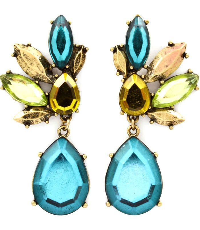 Mystique Chandelier  Earrings