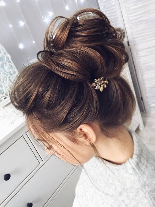 Wedding hairstyle ideas step by step : Wedding hairstyles for long hair from tonyastylist