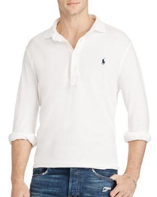 b229647d5 POLO RALPH LAUREN Featherweight Mesh Slim Fit Polo Shirt.  poloralphlauren   cloth  shirt