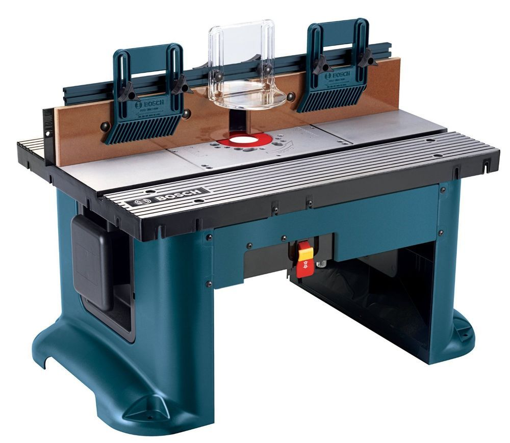 Bosch Benchtop Router Table Precision Woodworking Shop Tool Cabinet  Garage NEW #Bosch