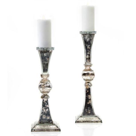 Vendome Pillar Holder Pillars Candleholders