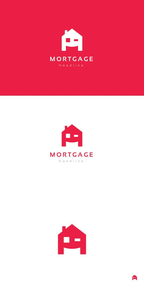 Mortgage logo Logo Templates Pinterest Logos, Logo - mortgage templates
