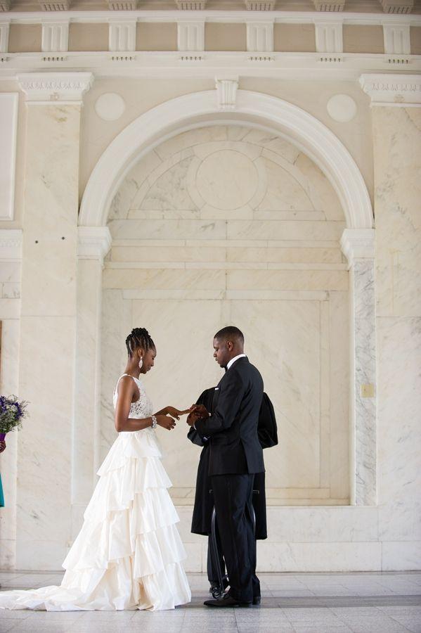 Atlanta Courthouse Wedding By Scobey Photography Tamika And Antonio Munaluchi Bride Courthouse Wedding Courthouse Wedding Dress Film Wedding Photography