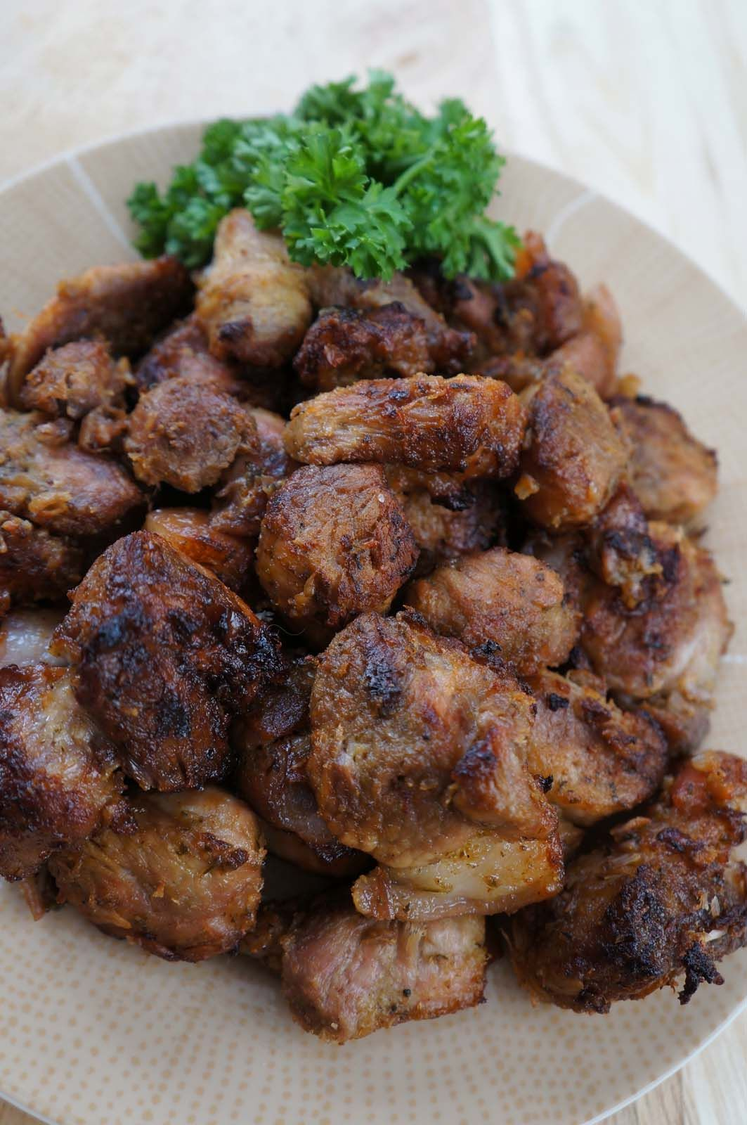 Haitian griot - French creole cuisine ...
