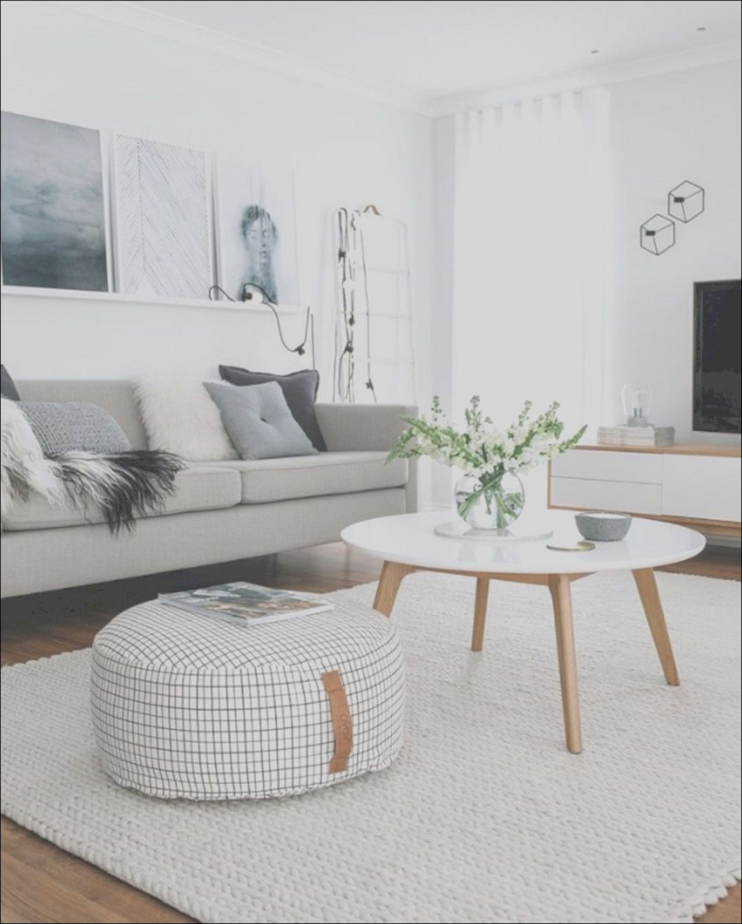 14 Decent Cozy Small Apartment Living Room Interior Design Gal