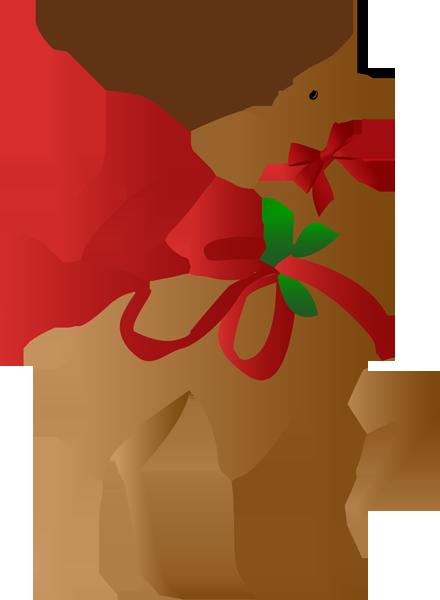 A Christmas Reindeer  Clip art Christmas clipart and Christmas