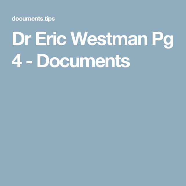 eric westman ketogenic diet pdf