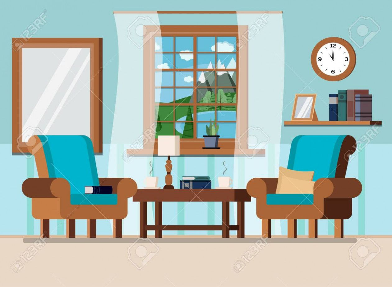 8 Living Room Interior Clipart Living Room Clipart Living Room Interior Living Room Images