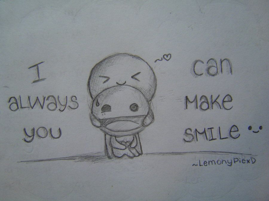 I Can Always Make You Smile By Lemonypiexd Beautiful Thoughts
