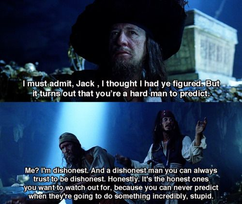pirates of the caribbean guidelines quote