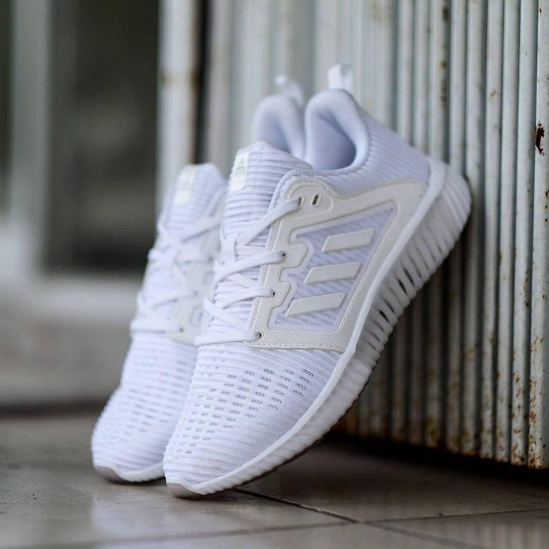 Adidas Climacool Full White 100 Idr 655 000 Bnwb Size 40 44