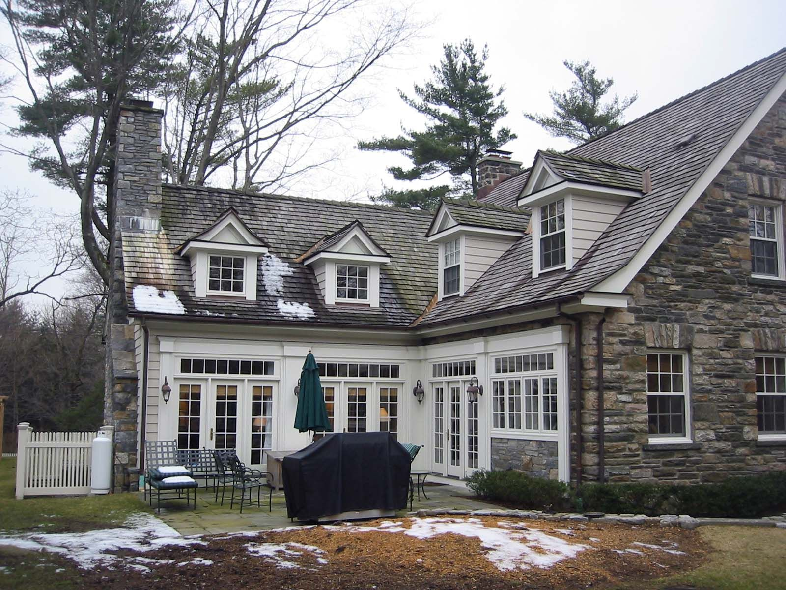 Westport Connecticut Ct Residential Stone House Renovation Fairfield