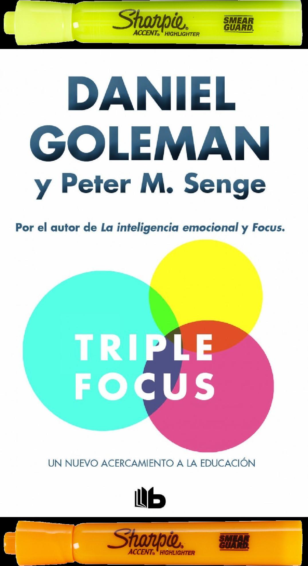 descargar libro triple focus daniel goleman pdf gratis