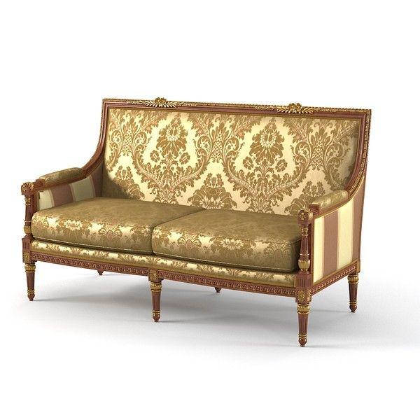 Clic Empire Style Sofa