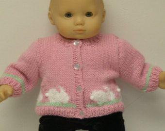 Bitty Baby Hanukkah Sweater von Susansdollcreations auf Etsy