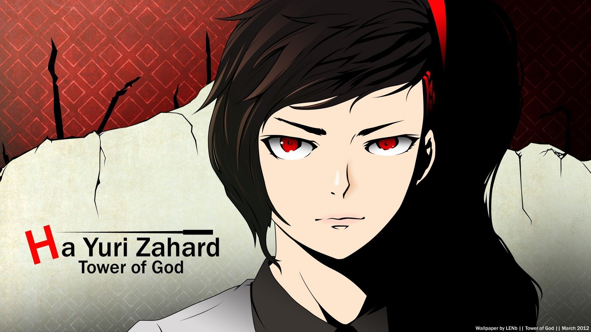 1920x1080 Tower Of God Yuri Zahard Wallpapers Hd Desktop And Mobile Backgrounds Tower Anime Webtoon Comics
