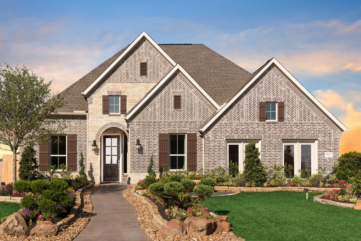 Cane Island 55ft Homes Katy, TX Coventry Homes