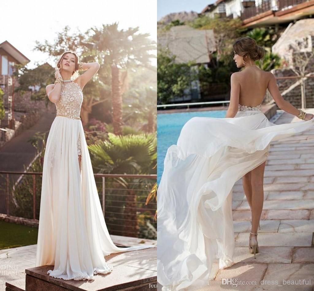 Wholesale backless wedding dresses buy julie vino summer