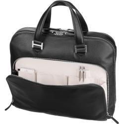Photo of Leonhard Heyden Briefcase Montpellier 2512 Business Bag Gray Leonhard Heyden