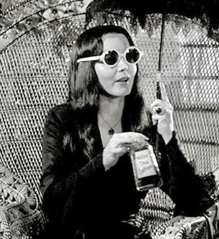 3c56156ea96040 Morticia Addams In Sunglasses | My Ghouls | Addams family tv show ...