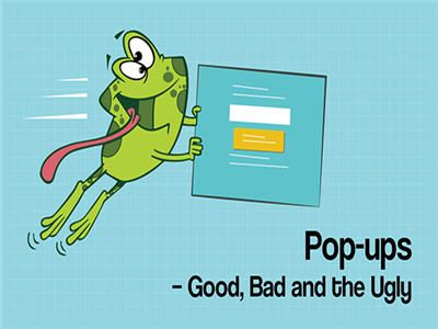 Using Website Pop-ups to Increase Conversions by FATbit Technologies