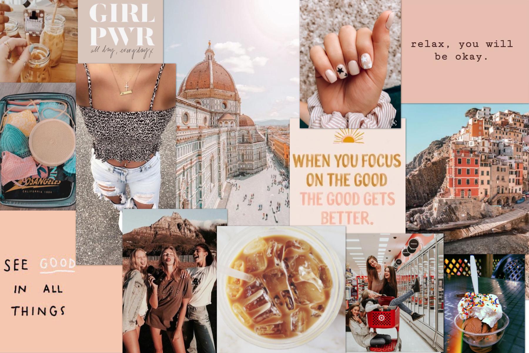 Collage In 2020 Aesthetic Desktop Wallpaper Ipad Wallpaper Laptop Wallpaper