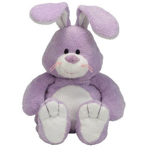 6d782cdd60e Amazon.com  TY Pluffies Twitches - purple rabbit  Toys   Games ...