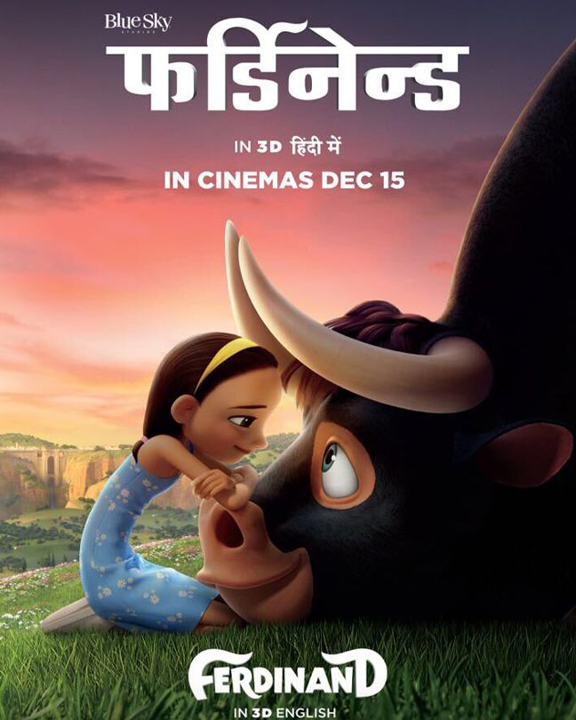 Ferdinand The Bull (English) 720p movie free download